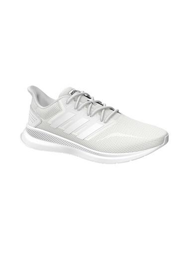 adidas adidas G28971 Runfalcon Erkek Koşu Ayakkabısı Beyaz